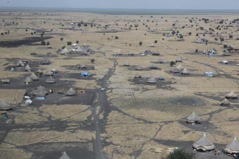 Akutsituation i södra Sudan-  bild 2