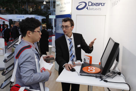 DENTSPLY Implants exhibition and hospitality lounge (4)