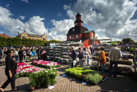 Lidköping - miljöbästa landsortskommun 2019