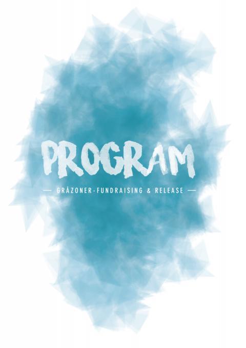 Program for eventet