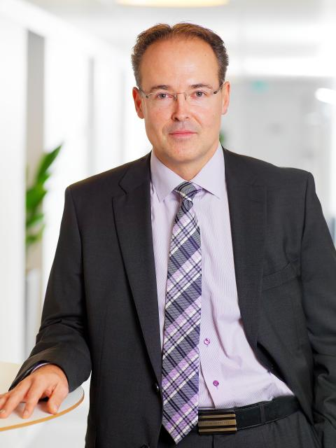 Jonas Abrahamsson VD Swedavia