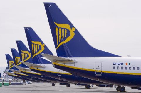 Ryanair återupptar sin flyglinje mellan Växjö Småland Airport och Düsseldorf Weeze!