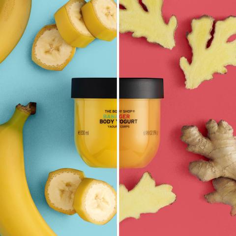 Möt vårens Special Edition – Zingy Ginger & Fruity Banana
