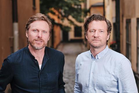 Jonas Lindqvist och John Guthed, Allies