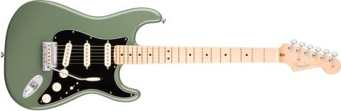 Antique Olive Strat