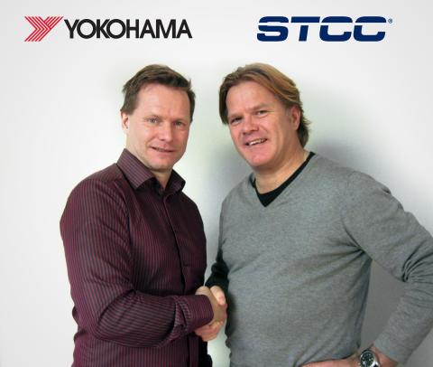 STCC och Yokohama förlänger samarbete med treårsavtal
