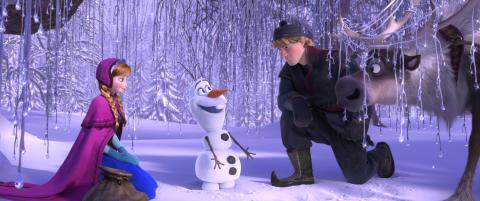 Res till landet som inspirerade Disneys Frost