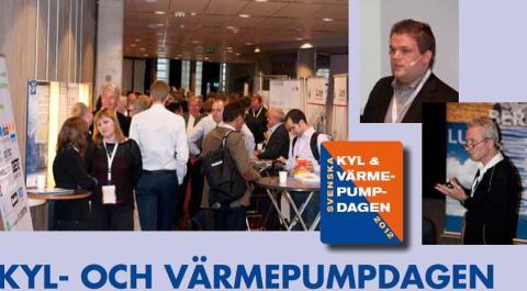 Kyl & Värmepumpdagen 2012