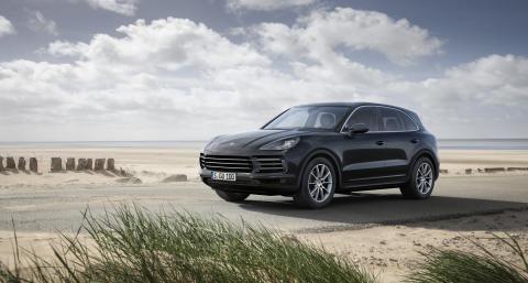 Den nye Porsche Cayenne