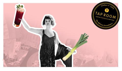 Clarion Hotel Amaranten hyllar kvinnliga talanger i en Lady Soul Take Over