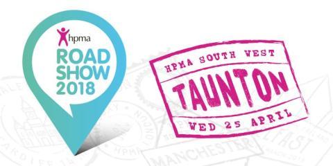 HPMA Roadshow - Taunton