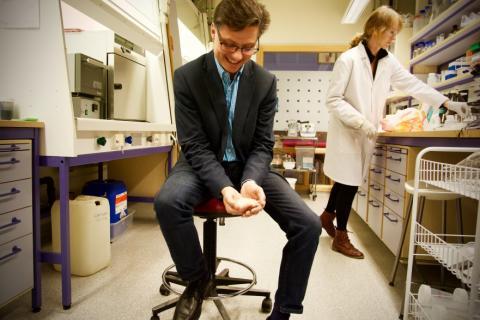 EkoBalans återvinner fosfor åt mejerijätte