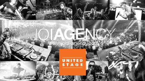 JoiaAgency och United Stage Artist i samarbete 2014