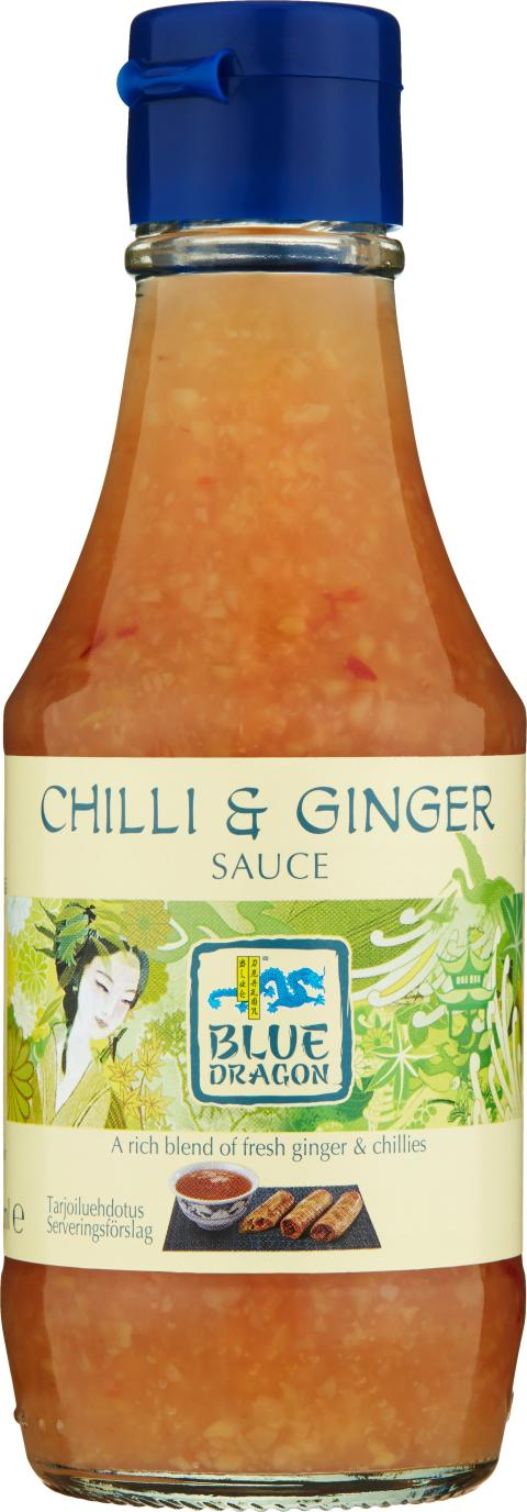 Blue Dragon Chili & Gingersås