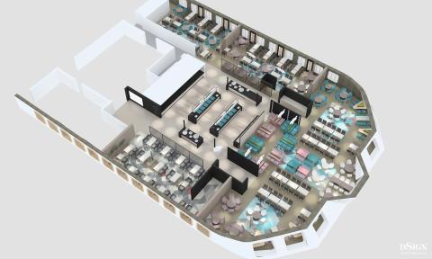 Tallink Silja Megastar| Delight Buffet 2