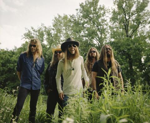 Blackberry Smoke - The Whippoorwill - Nytt album med en rejäl dos outlaw country!