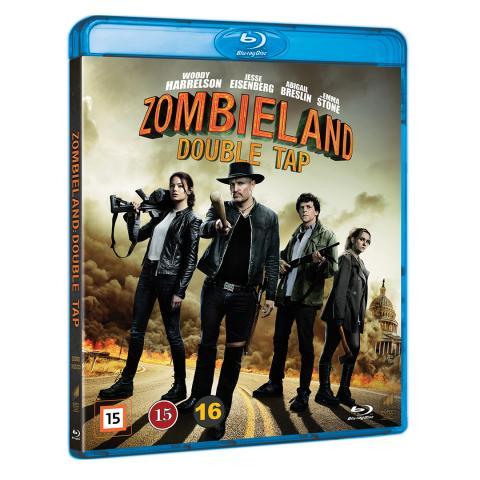 Zombieland: Double Tap, Blu-ray