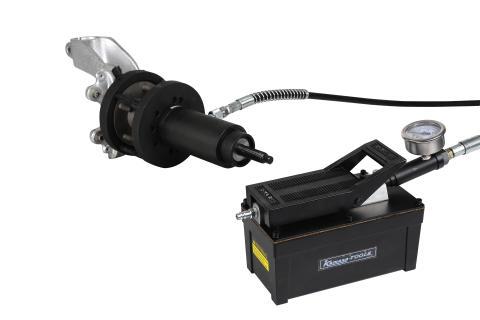 Kamasa Tools lanserar nya hydraulverktyg för hjullager och drivaxlar