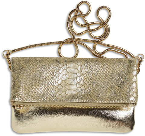 Shoulderbag in gold
