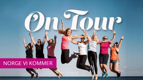 Jomfrureiser - On Tour