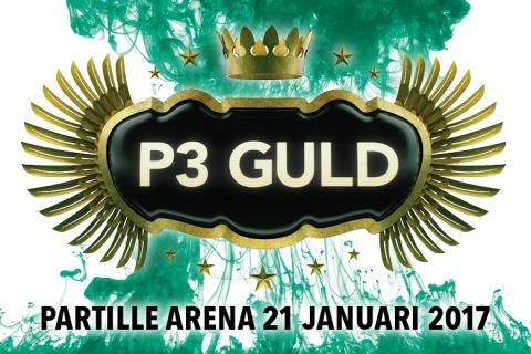 P3 Guld till Partille arena