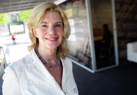 Malena Ivarsson från Mannens bästa turnén 2009