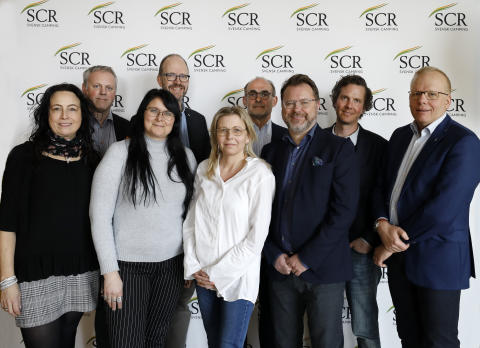 SCR Svensk Campings styrelse