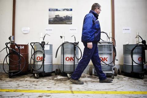 Varde Maskinstation strømlinede på olierne