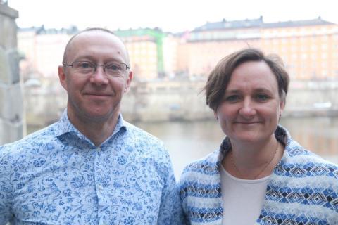 Sveriges två främsta Microsoftambassadörer finns nu hos CRM-Konsulterna