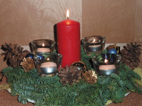 Grüße zum ersten Advent