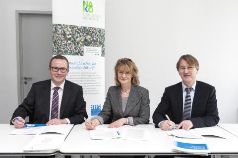 NAKO: hkk Krankenkasse unterstützt Deutschlands größte Gesundheitsstudie
