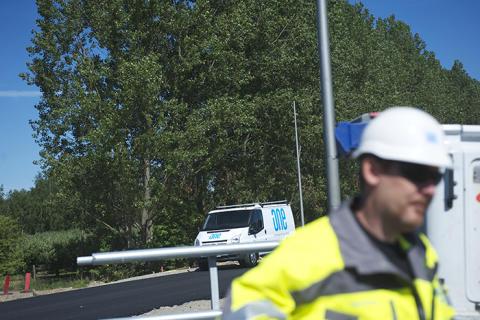 ONE Nordic hjälper Trafikverket att sänka hastigheten i Stockholms län