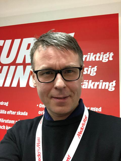 Ny varuhuschef på MediaMarkt i Gallerian