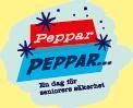 Peppar peppar - en dag för att synliggöra vardagsrisker för seniorer