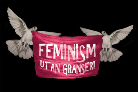 Pressinbjudan: EUROPE NEEDS FEMINISM - demonstration i Uppsala 9/8