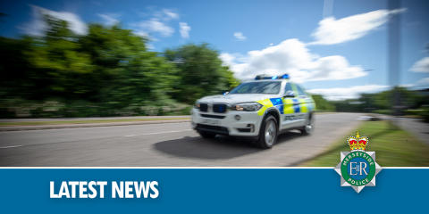 Two arrested after burglary in Hunts Cross
