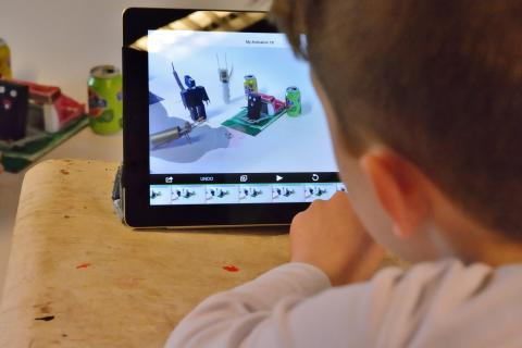 Både fordele og ulemper ved iPads i folkeskolen
