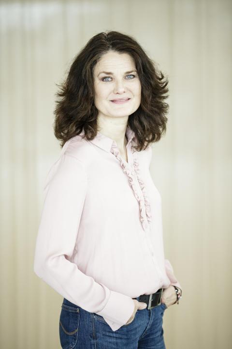 Ann Bergman, professor i arbetsvetenskap