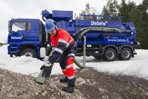 Tule töihin Deleteen! Haemme Uudellemaalle puhdistustyöntekijöitä vakituiseen työsuhteeseen