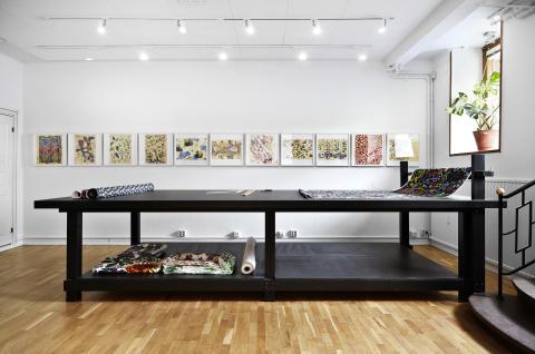Svenskt Tenn furnishings studio