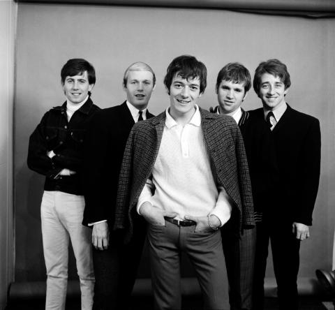 The Hollies - 50th Anniversary Tour til Norge