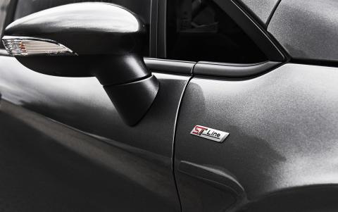Ford ST-Line eksteriør