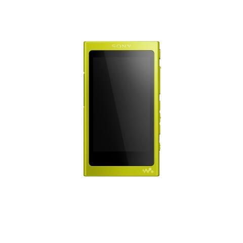WALKMAN NW-A35 von Sony_limonengelb_3