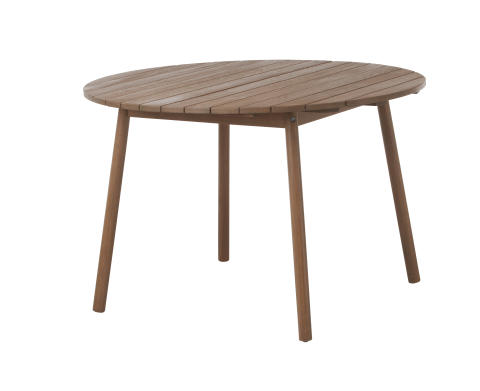 ÖVERALLT bord, udendørs 999.- (Ø 110, H 72 cm.)