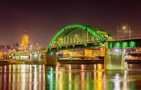 Styr din hemmabelysning med Wi-Fi med LED-Gallerians nya RGB-belysning
