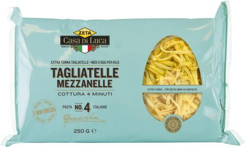 Zeta Tagliatelle Mezzanelle