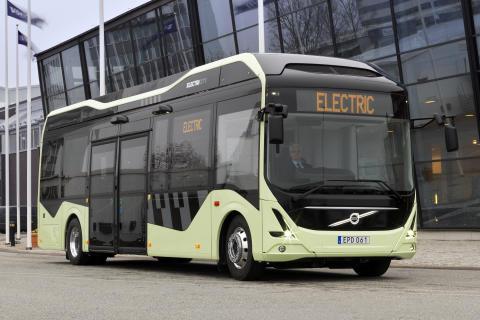 Framtidens kollektivtrafik på rull i Göteborg