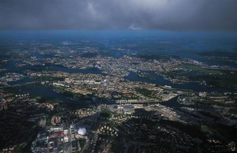 Bättre avfallshantering på gång i Stockholm