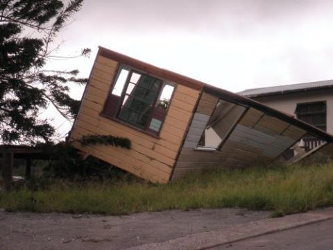 Orkanen Tomas