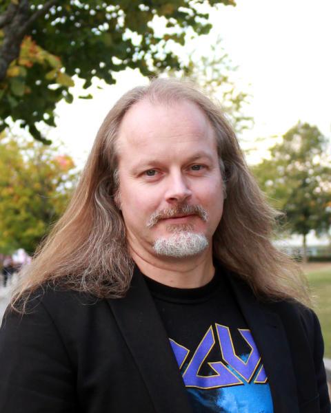 Peter Nilsson, professor i bioorganisk kemi vid Linköpings universitet